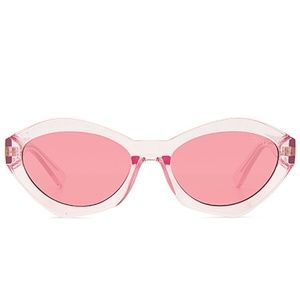 Quay As If Pink Glasses